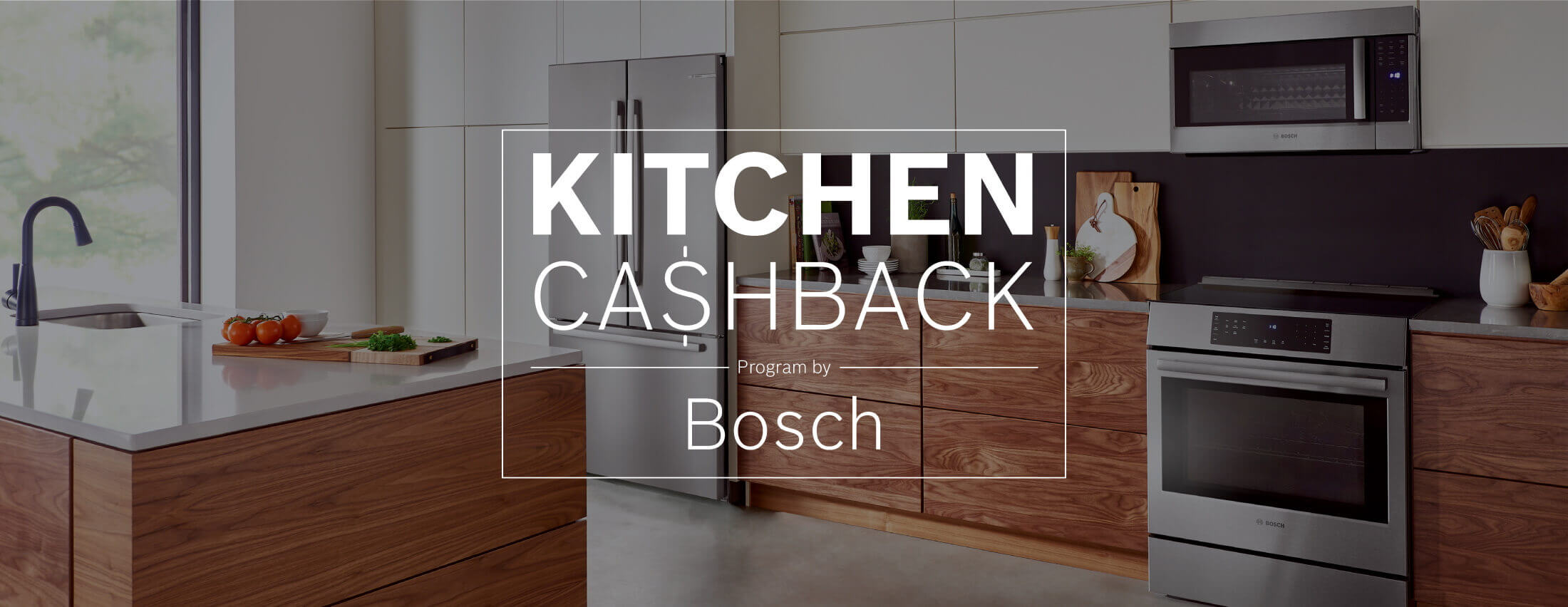 Bosch: The more you buy, the bigger the rebate!