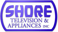 Shore TV & Appliance Logo