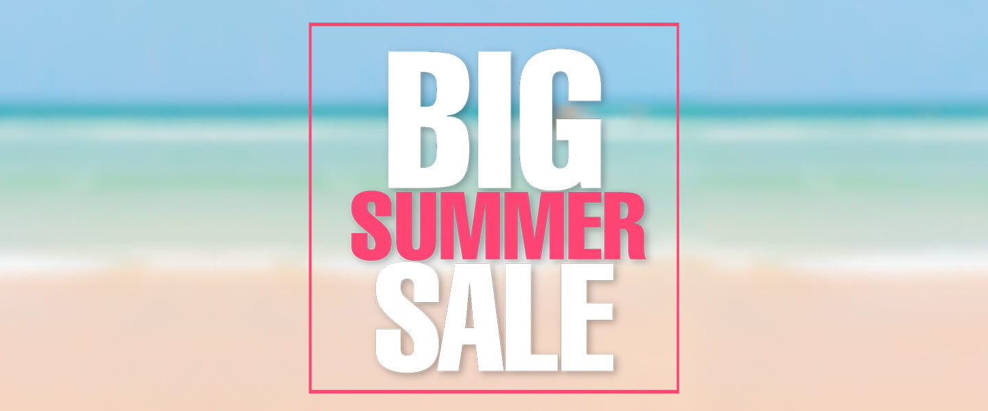 Big Summer Sales Event